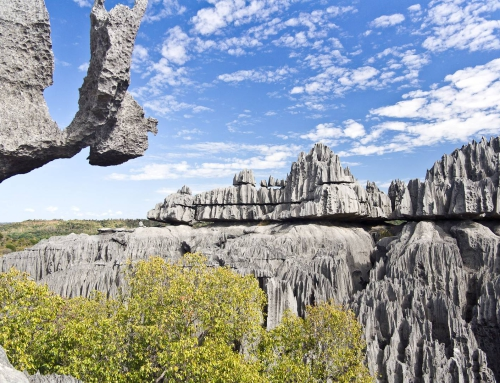 Tsingy de Behmara